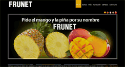 Preview of frunet.net