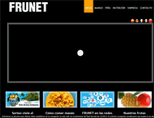Tablet Preview of frunet.net
